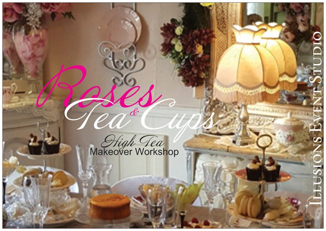 preview Rose high tea