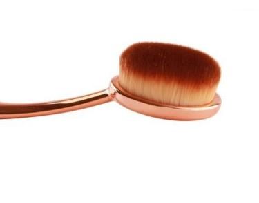 Rose Gold Toothbrush.jpg Foundation Brush