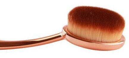 Rose Gold Toothbrush.jpg Foundation Brush